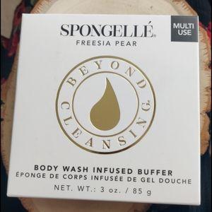 Spongelle Bodywash infused buffer